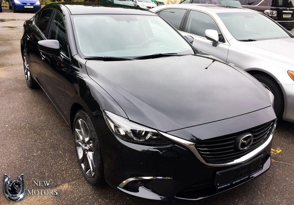 Отзыв о новой Mazda 6