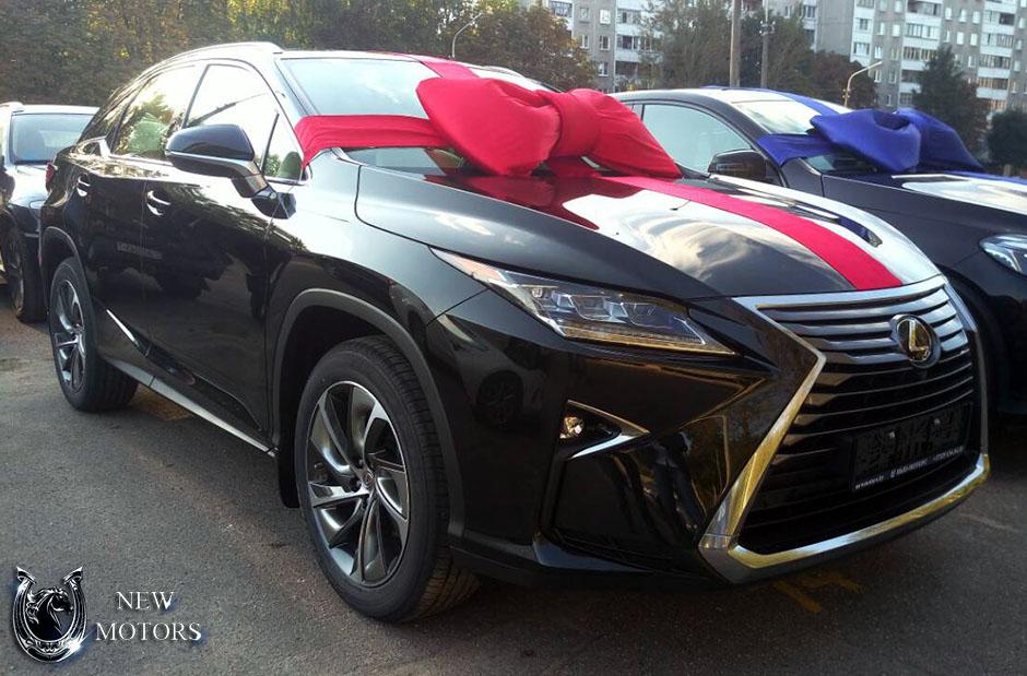 Lexus RX200T под заказ в Минске