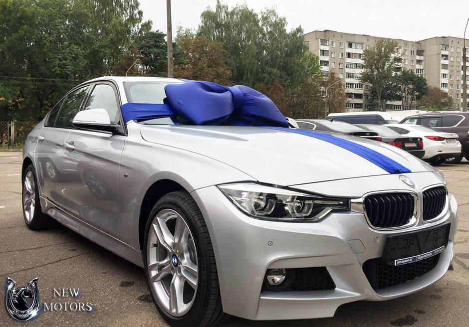 Новый BMW 320i xDrive под заказ