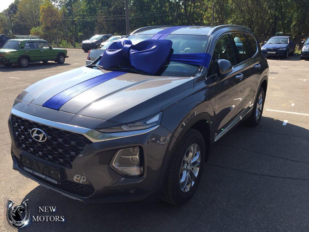 Новый Hyundai Santa Fe под заказ