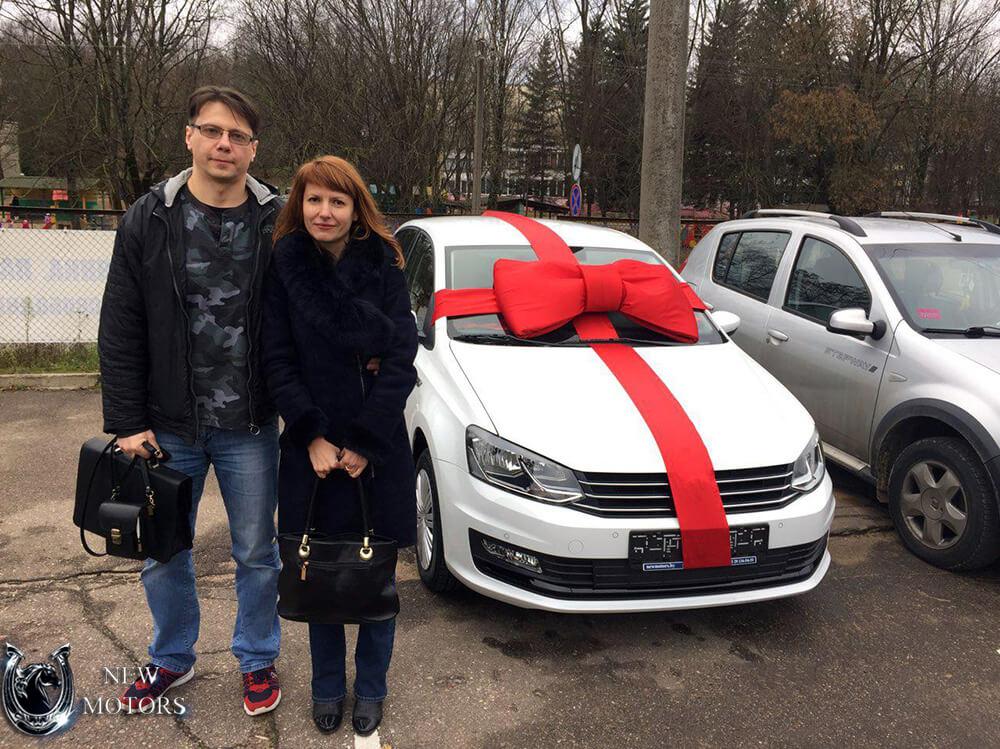 Отзыв о новом Volkswagen Polo