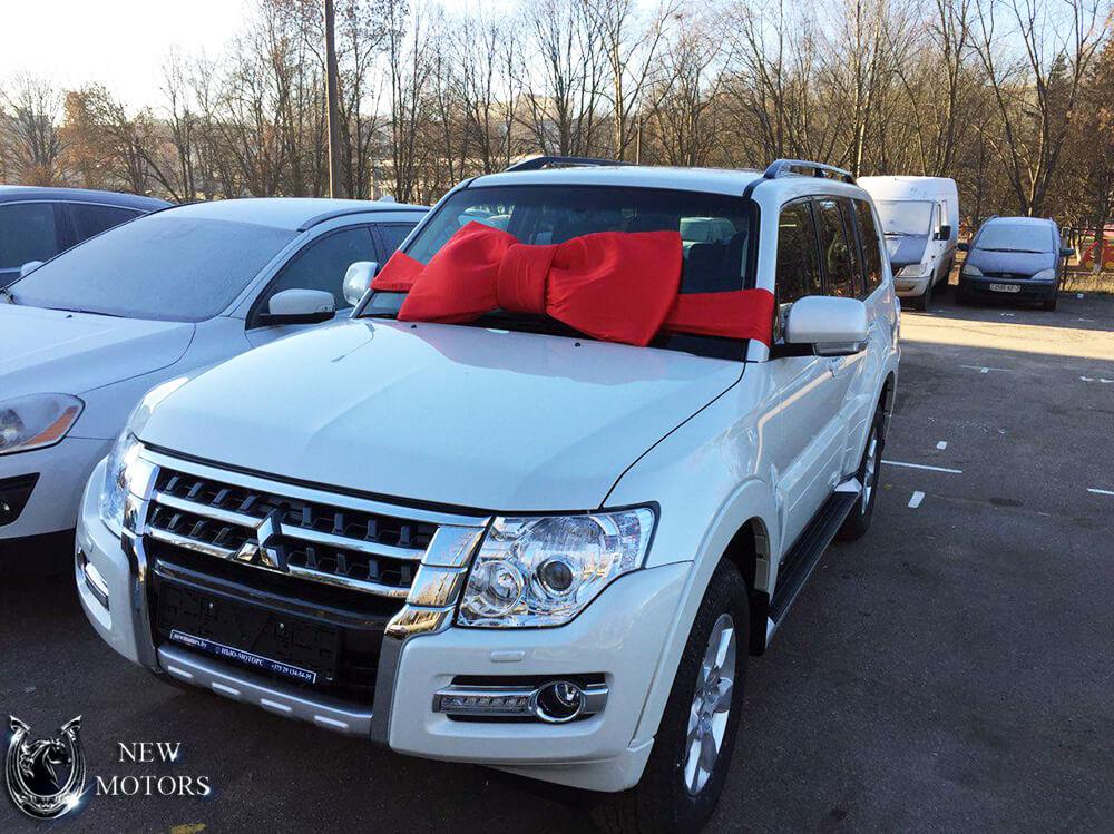 Отзыв о доставке нового Mitsubishi Pajero