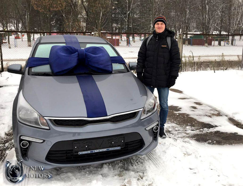 Kia Rio в Минске под заказ