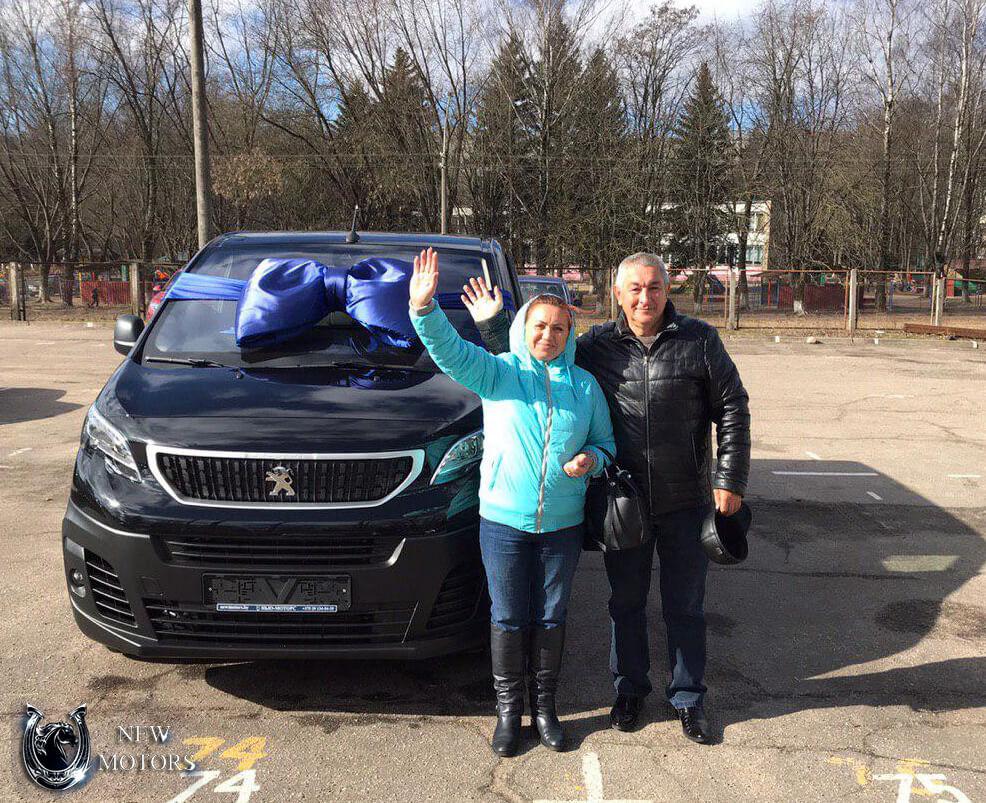 Peugeot Expert в Минске с доставкой