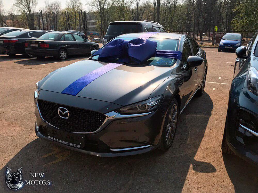Новая MAZDA 6 в Минске под заказ
