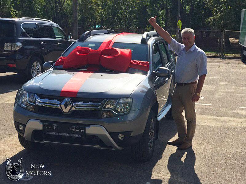 Отзыв о новом Renault Duster