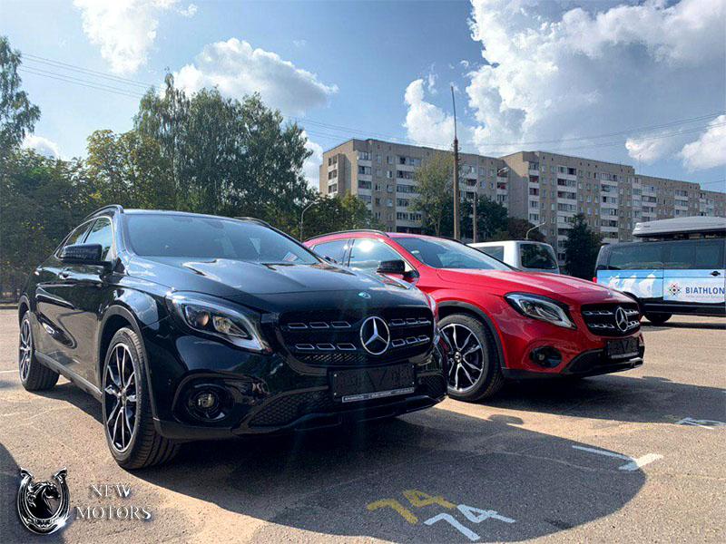 Отзыв Mercedes GLA