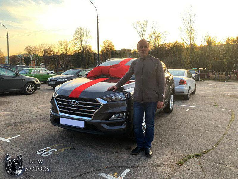 Новый Hyundai Tucson Family под заказ