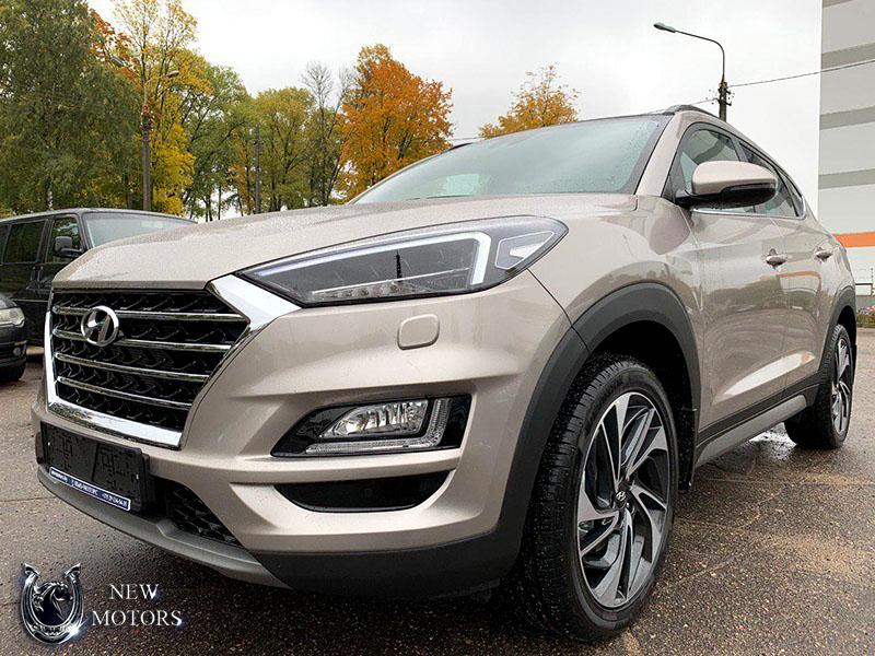 Новый Hyundai Tucson High-Tech Plus под заказ