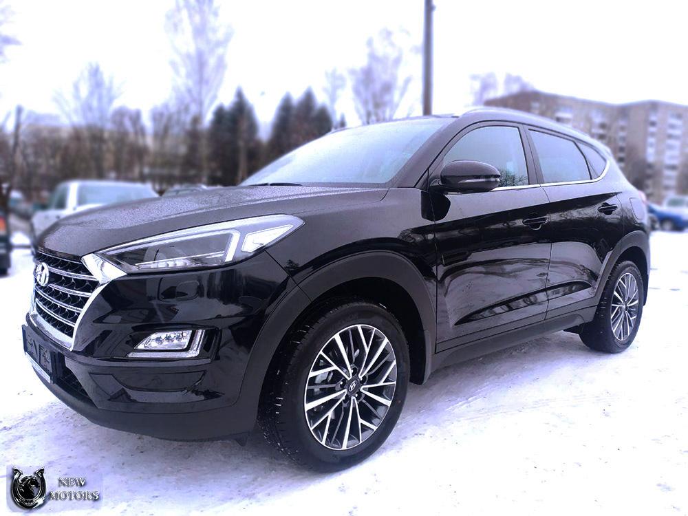 Доставка в Минск Hyundai Tucson Dynamic