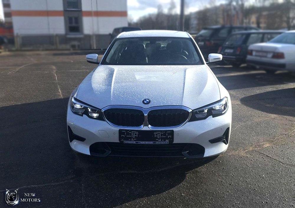 Отзыв о BMW 320i в Минске
