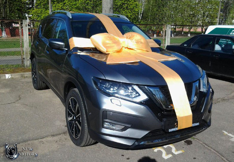 Nissan X-Trail LE TOP для наших клиентов