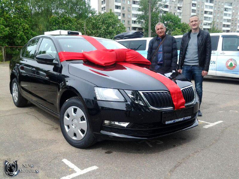 Отзыв о Skoda Octavia Active в Минске