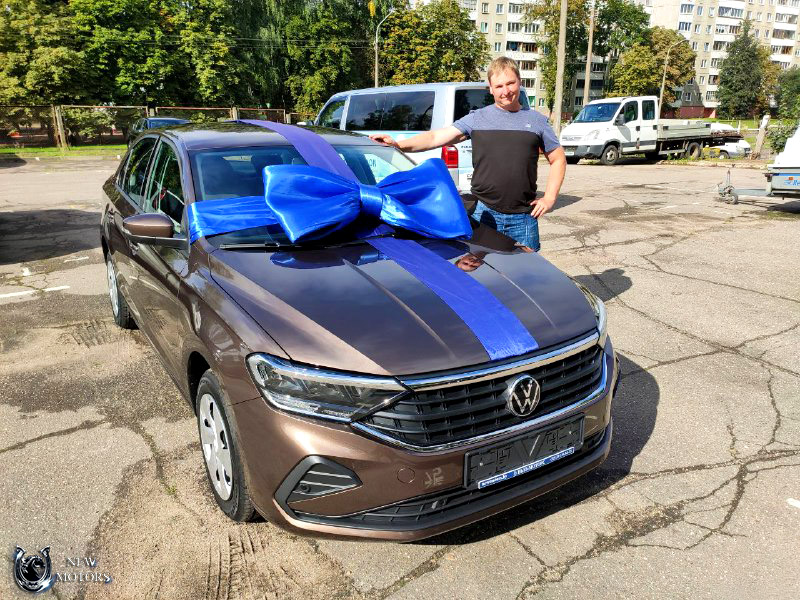 Новый Volkswagen Polo Respect с пакетом Комфорт