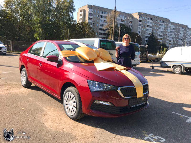 Отзыв о Skoda Rapid Active в Минске