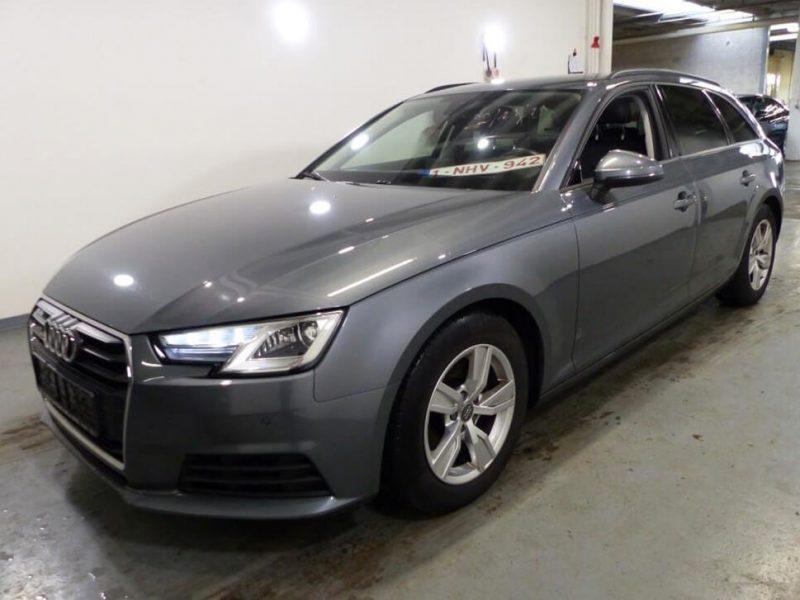 Audi A4 2.0 TDI (7)