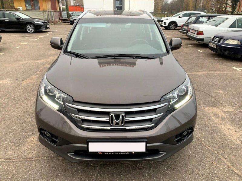 Honda CR-V 2013 (8)