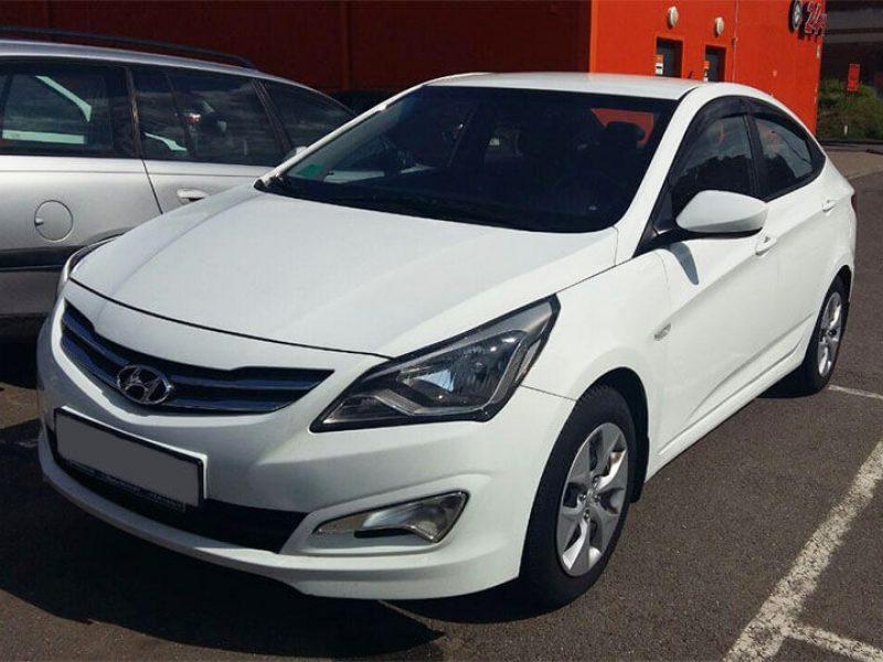 Hyundai Solaris (1)