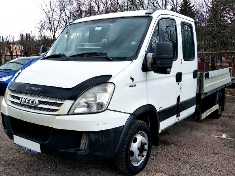 IVECO DAILY 40 C 15 (2)