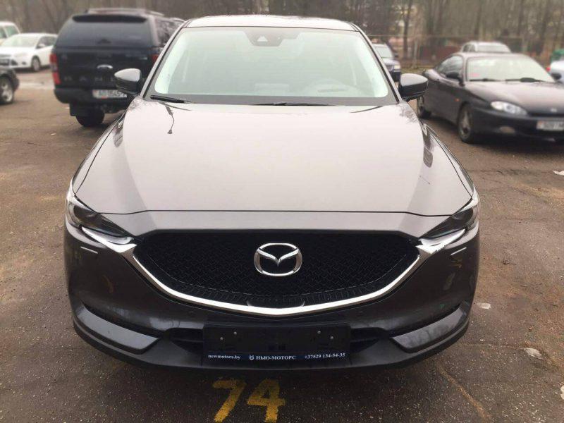 Mazda CX-5 Supreme + пакет 6 (3)