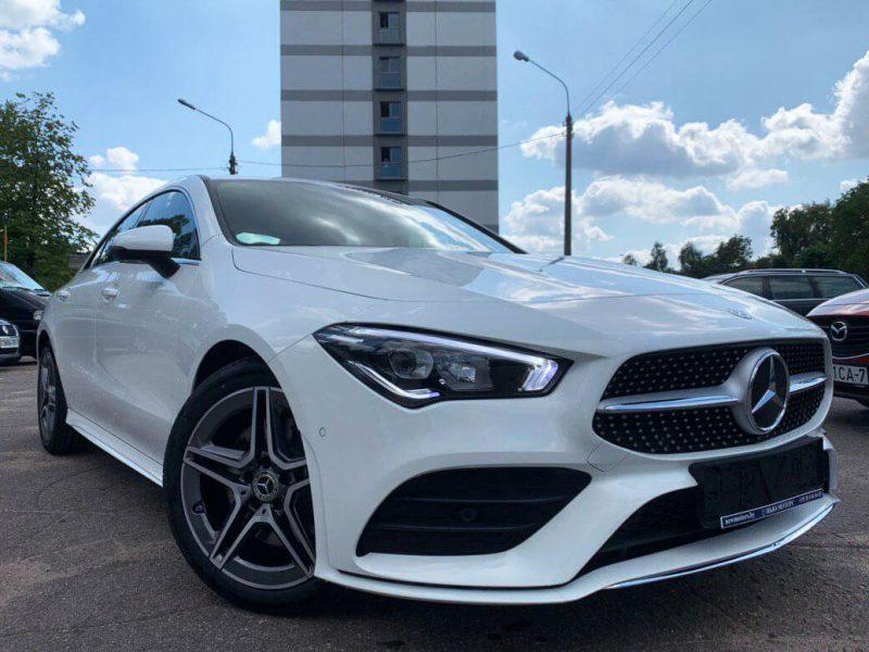 Mercedes-Benz CLA200 Sport (1)